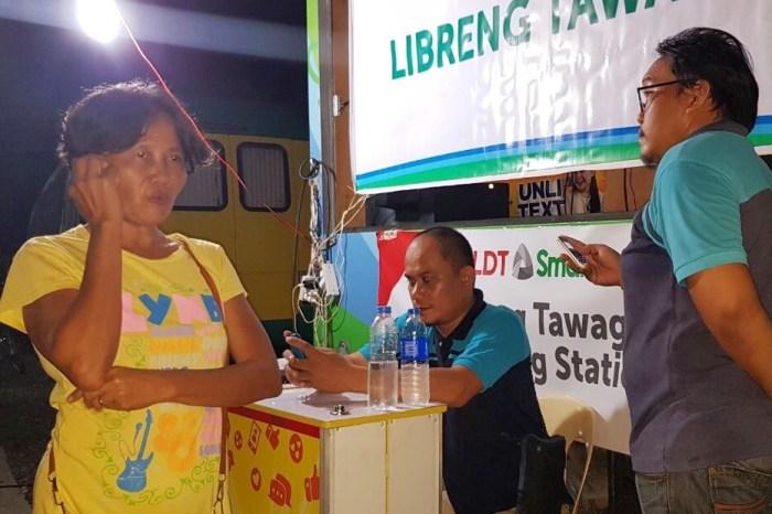 Smart Naga landslide free calls