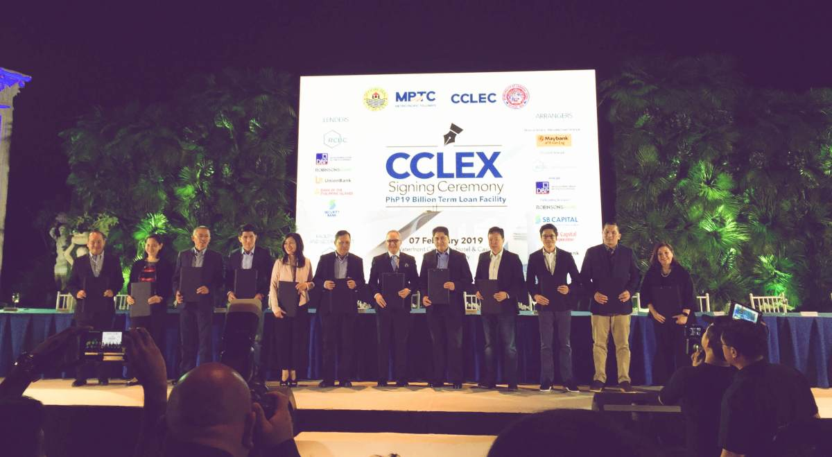Cebu-Cordova bridge done by 2021; CCLEC signs P19B loan agreement