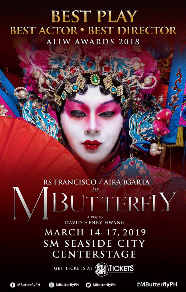 M Butterfly Cebu
