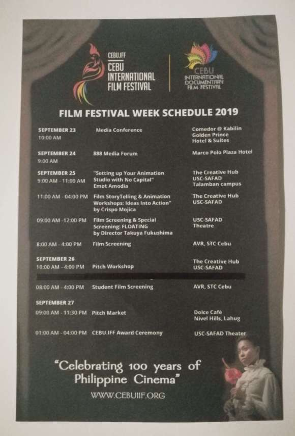 Cebu International Film Festival (Cebu.IFF)