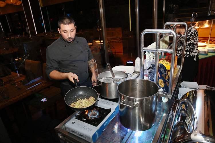 Guest Chef Luca Genco
