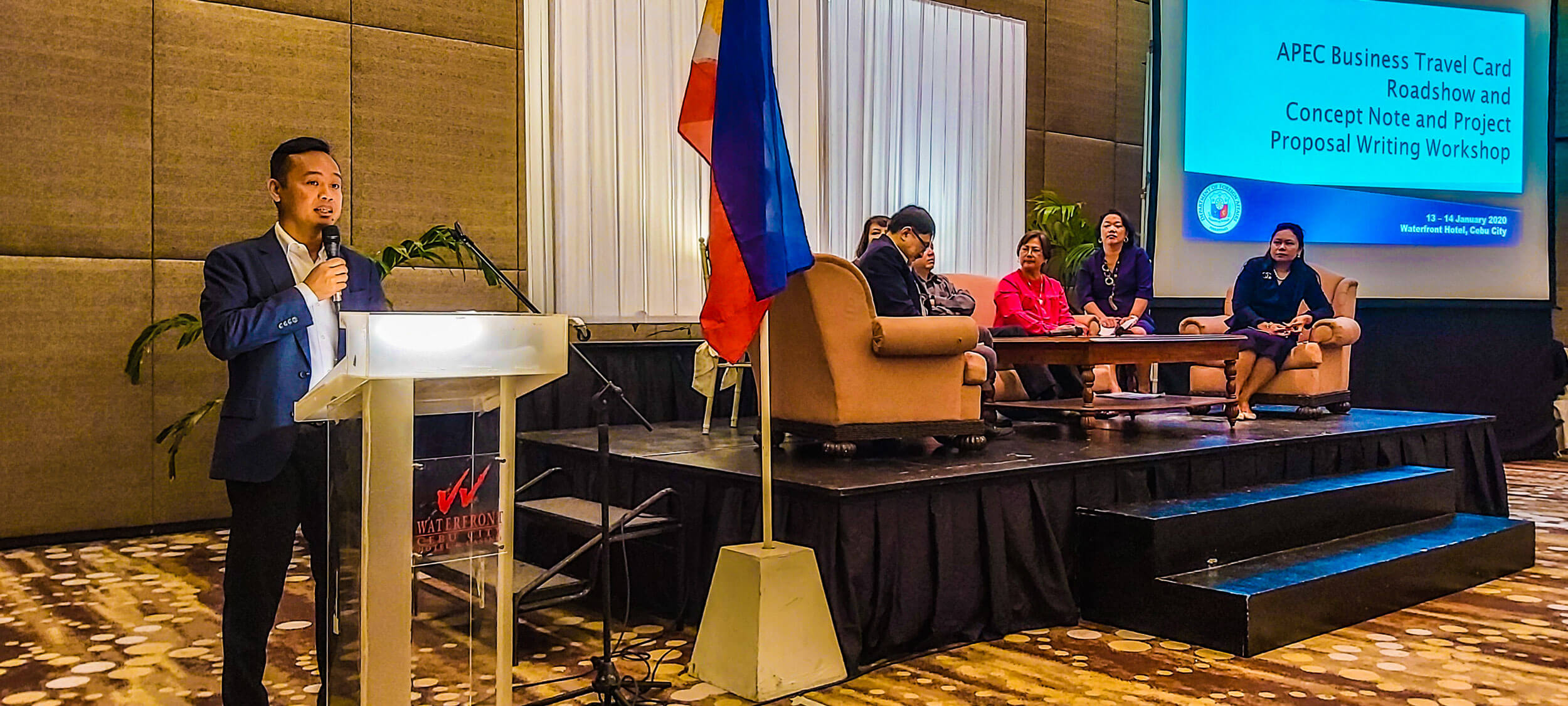 dfa eases requirements for apec business travel card goes