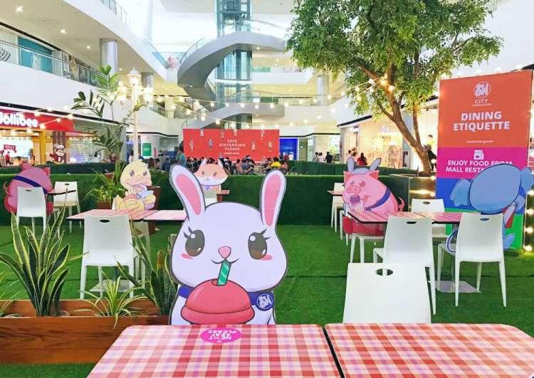 SM City Consolacion's Animal Park