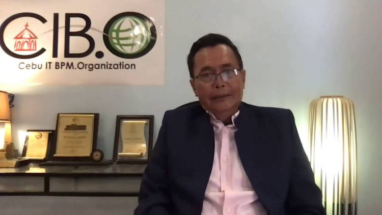 CIB.O Chairman Francis Monera.