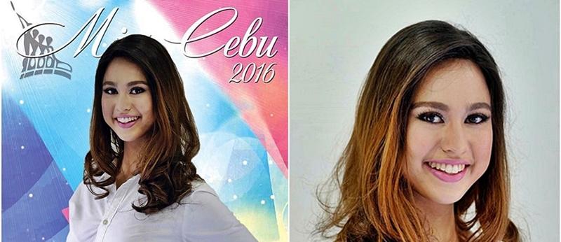 Miss Cebu 2016 is Gabriele Raine Baljak