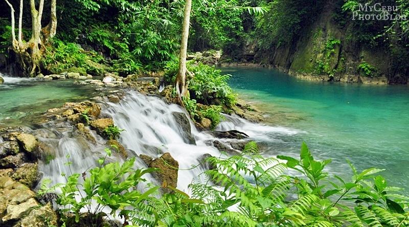 Kabukalan Spring: Kawasan's Gorgeous Source