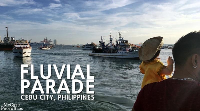 Sinulog Fluvial Parade 2019