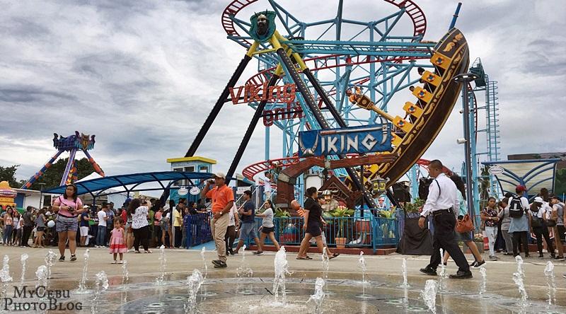 I Finally Visited the Anjo World Theme Park in Minglanilla!