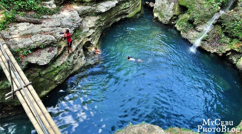 Finding Alegria's Cangkalanog Falls