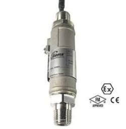 Gems Sensor & Control 3800/3820 Pressure Transmitter