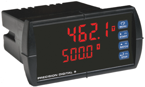 Precision Digital PD6210 Pulse Input Batch Controller