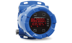 Precision Digital PD8-6200 ProtEX-MAX Explosion-Proof Analog Input Flow Rate/Totalizer