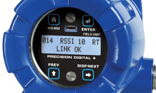 Precision Digital PDW90 Point-to-Multipoint Wireless Process Signal Field