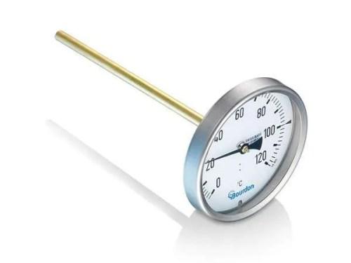 Bourdon TB080 Thermometer