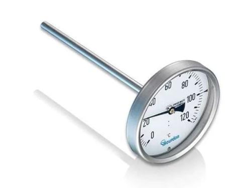 Bourdon TBI160 Thermometer