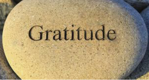 Gratitude from the Heart