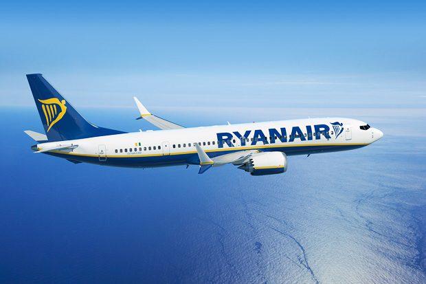 Розпродаж RyanAir  польоти по Європі від 2€ 78cf944d78484