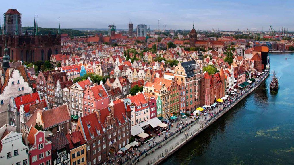 Гданськ – Польща з пряниковими будиночками та балтійськими вітрами ...