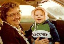 Me & Grandma, 1982