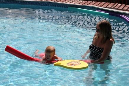 "Such a good ""Swimmer"" :)"