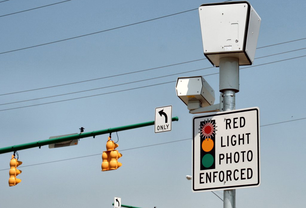 Red Light Camera Ticket? Pay Here.