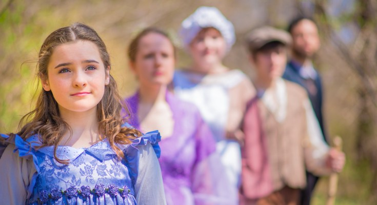 SALT Performing Arts Presents: The Secret Garden, May 10-19