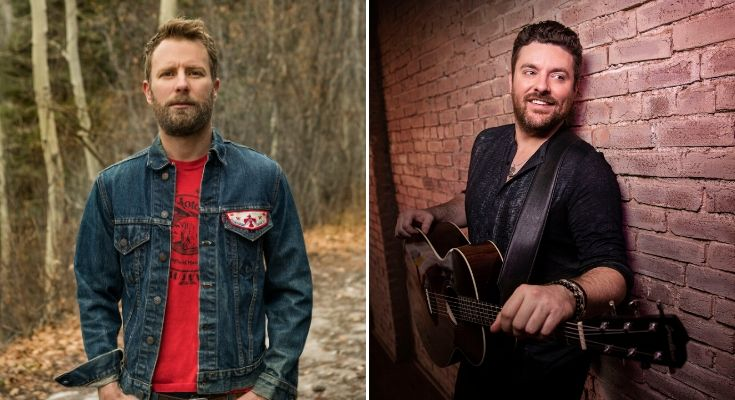 Two of Three Headliners Announced, Dierks Bentley and Chris Young to Perform at Citadel Country Spirit USA