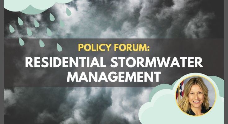Shusterman to Hold Policy Hearing on Residential Stormwater Management Friday in Phoenixville
