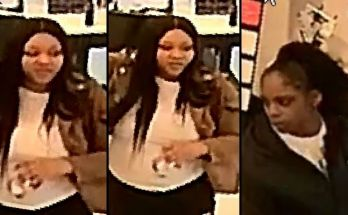 Police Looking To Identify Shoplifters in Exton