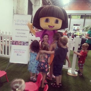 Dora at Sip and Savour