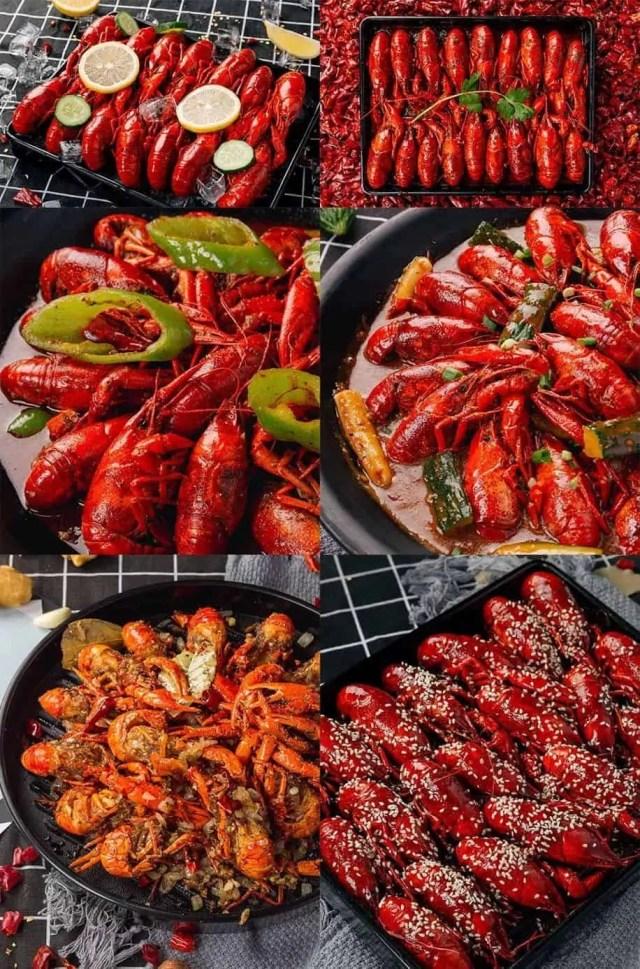 all crayfish recipe