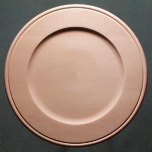 Outside Beaded Rim Plate