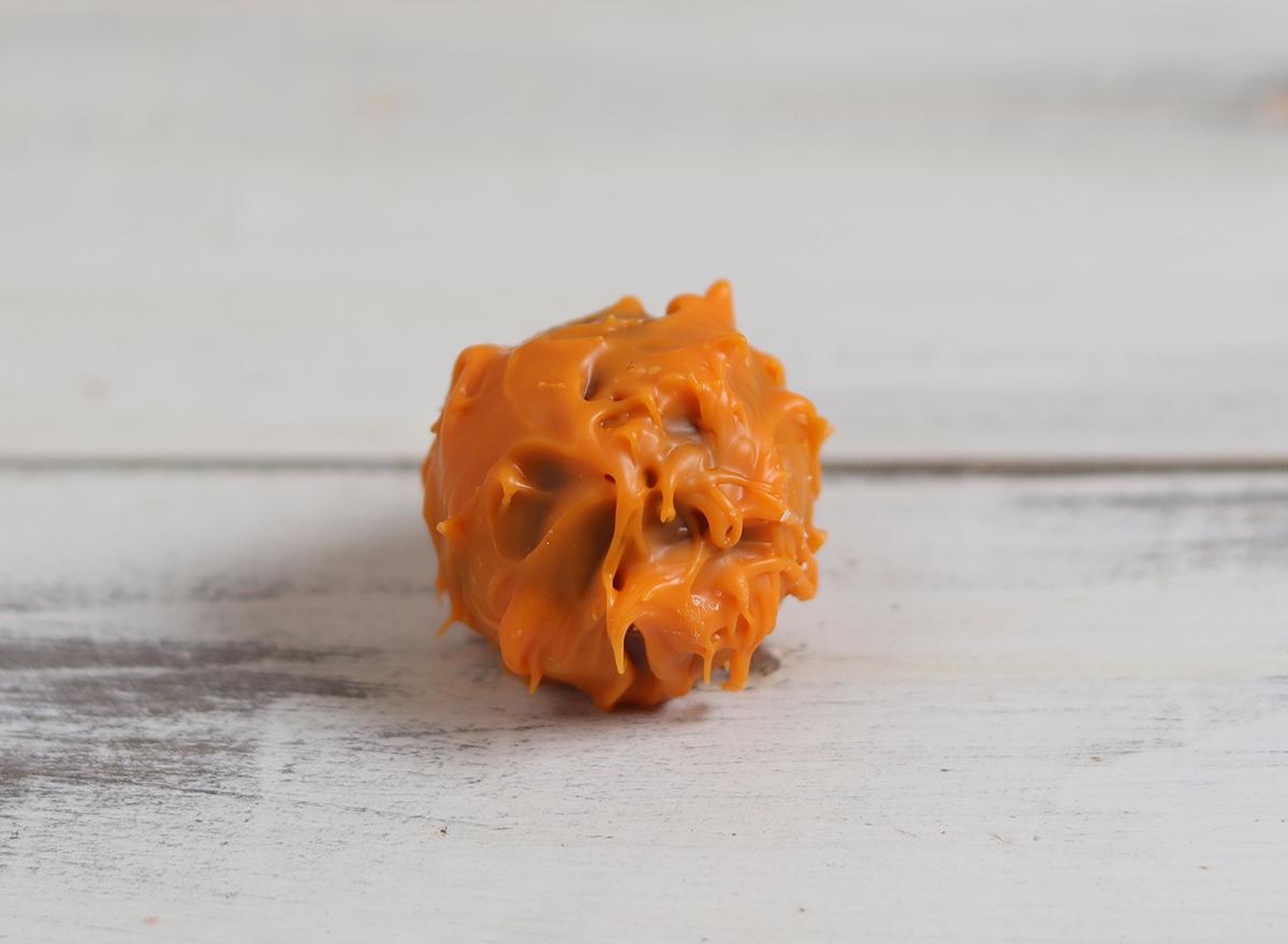 kézműves trüffel / Cointreau-narancs