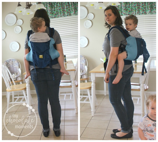 Lillebaby Carry On Airflow My Chocolate Moments