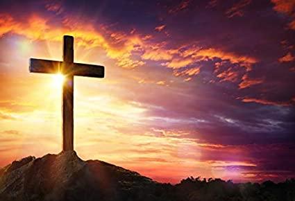 Christ Sunset