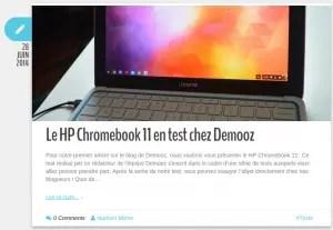 test chromebook Demooz