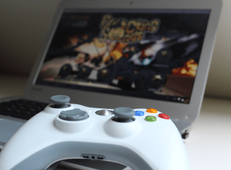 Manette xbox & chromebook