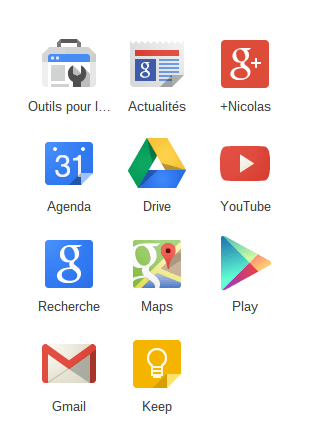 app launcher Chrome OS