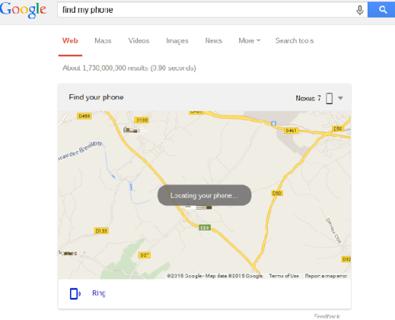Localiser votre smartphone Android
