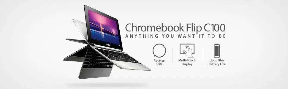 Chromebook Asus Fli C100