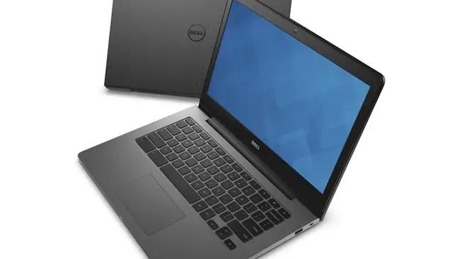 Michael nous fait découvrir Chrome OS avec le DELL Chromebook 13