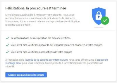 Google offre 2Go à vie sur Google Drive