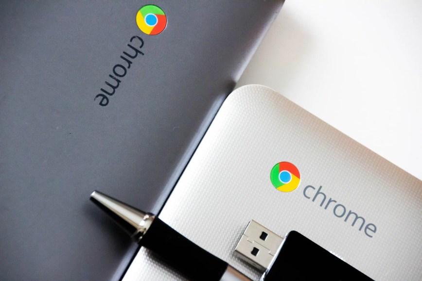Comparateur de Chromebook