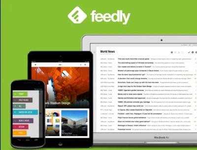 Garder un œil sur l'actualité du Web depuis votre Chromebook avec Feedly Notifier