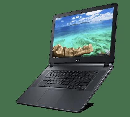 ACER  lève le voile sur un Chromebook 15 pouces à moins de 200$