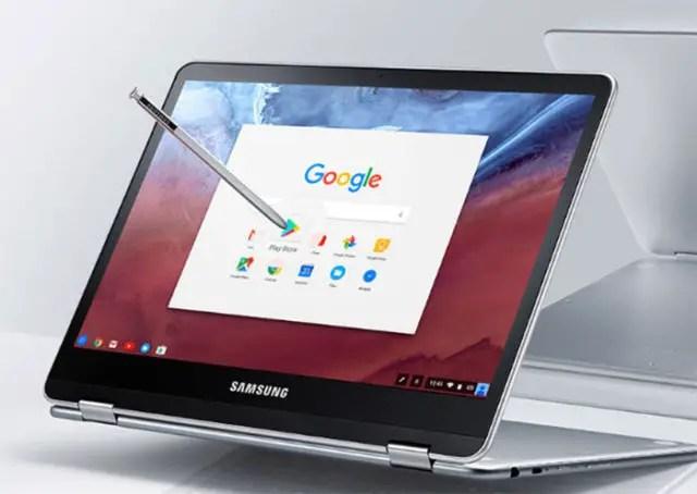 Samsung annonce les Chromebooks PRO et PLUS au CES de Las Vegas