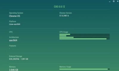 La Synchronisation Google Drive assez puissance-vore sur Chromebook