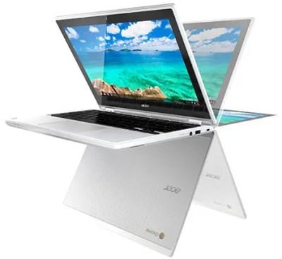 Pourquoi je kiffe mon Chromebook Acer R11 ?
