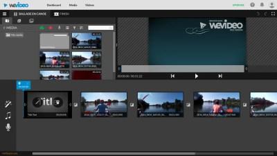 Le montage vidéo sur Chromebook 2ème partie : WeVideo