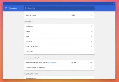 Comment gérer l'activation de l'écran sur Chromebook